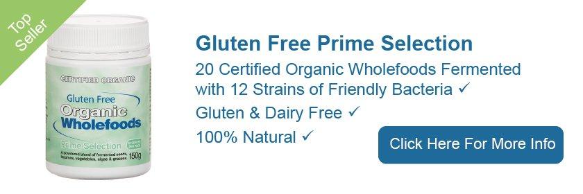 Gluten Free Prime Selection