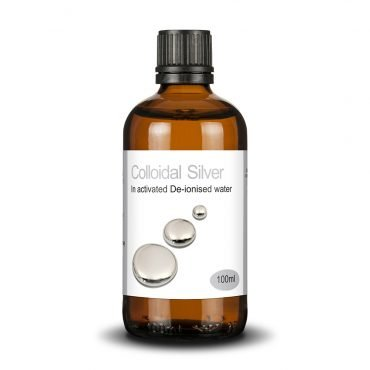 Colloidal Silver 50ppm