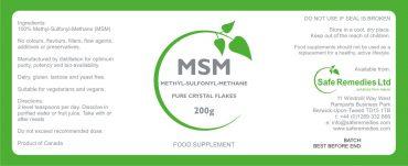 MSM Label