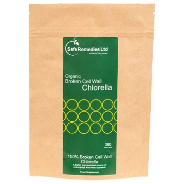 Organic Chlorella Supplement