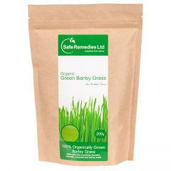 Organic Green Barley Grass Powder New Zealand Grown
