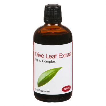 Olive Leaf Extract Liquid Supplement