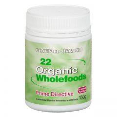 Organic Prime Directive multi strain probiotic