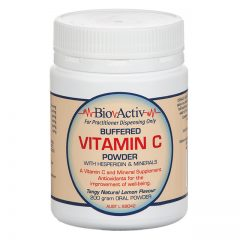 Buffered Vitamin C Supplement