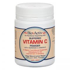 Buffered Vitamin C Supplement