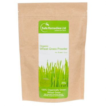 Organic Wheat Grass Supplement