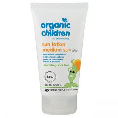 Green People Organic Children's Natural Sun Protection SPF 25