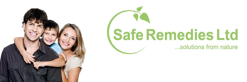 Safe Remedies Ltd... solutions from nature