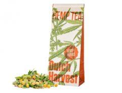 Dutch Harvest Hemp & Herbs Tea 40g