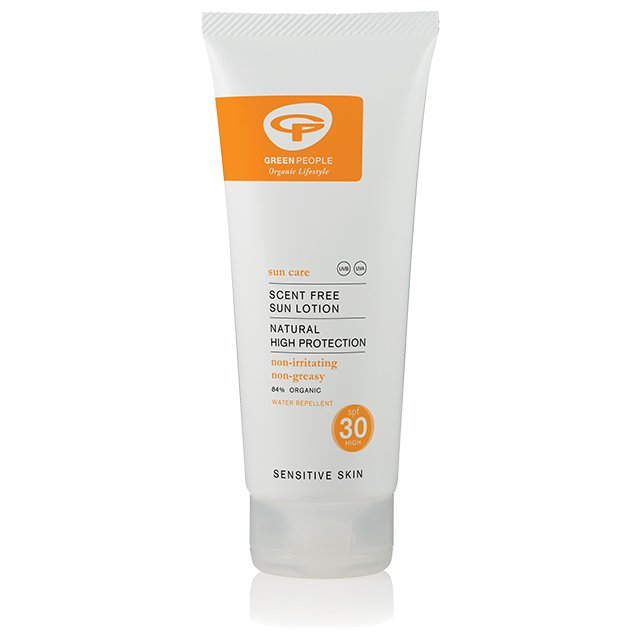 Green People Natural Sun Lotion SPF30