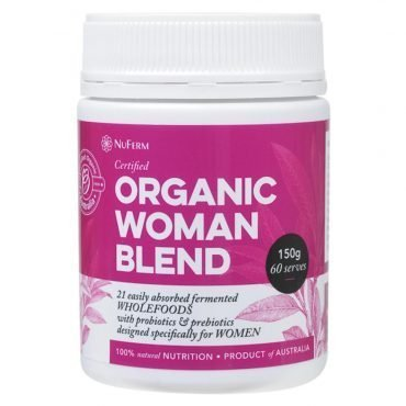 Organic Woman Blend