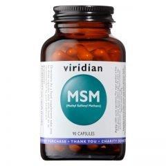 Viridian MSM 750mg